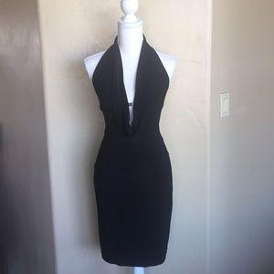 Cache Black Evening Dress